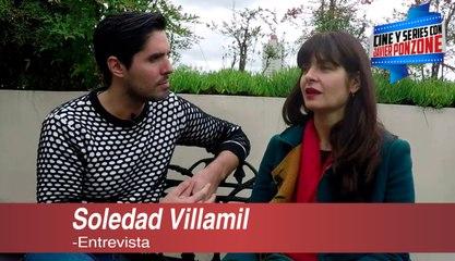 """A solas con Soledad Villamil por """"La Casa del Mar"""", 2da temporada"""