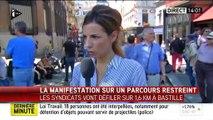 EN DIRECT - Loi travail: 85 personnes ont été interpellées en amont de la manifestation parisienne
