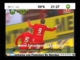 Argentinos Juniors 1 - Huracán 2 - Apertura 2010