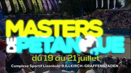 TEASER • MASTERS DE PETANQUE • ILLKIRCH-GRAFFENSTADEN