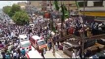 Amjad Sabri Namaz e Janaza (VIDEO) Funeral Amjad Sabri Amjad Sabri Death His Funeral Take Place