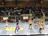 Handball Sélestat Paris 29-28 - Et but pour Sélestat 1 !