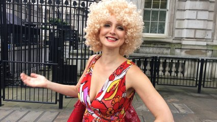 10 Downing Street london live stream the singing psychic