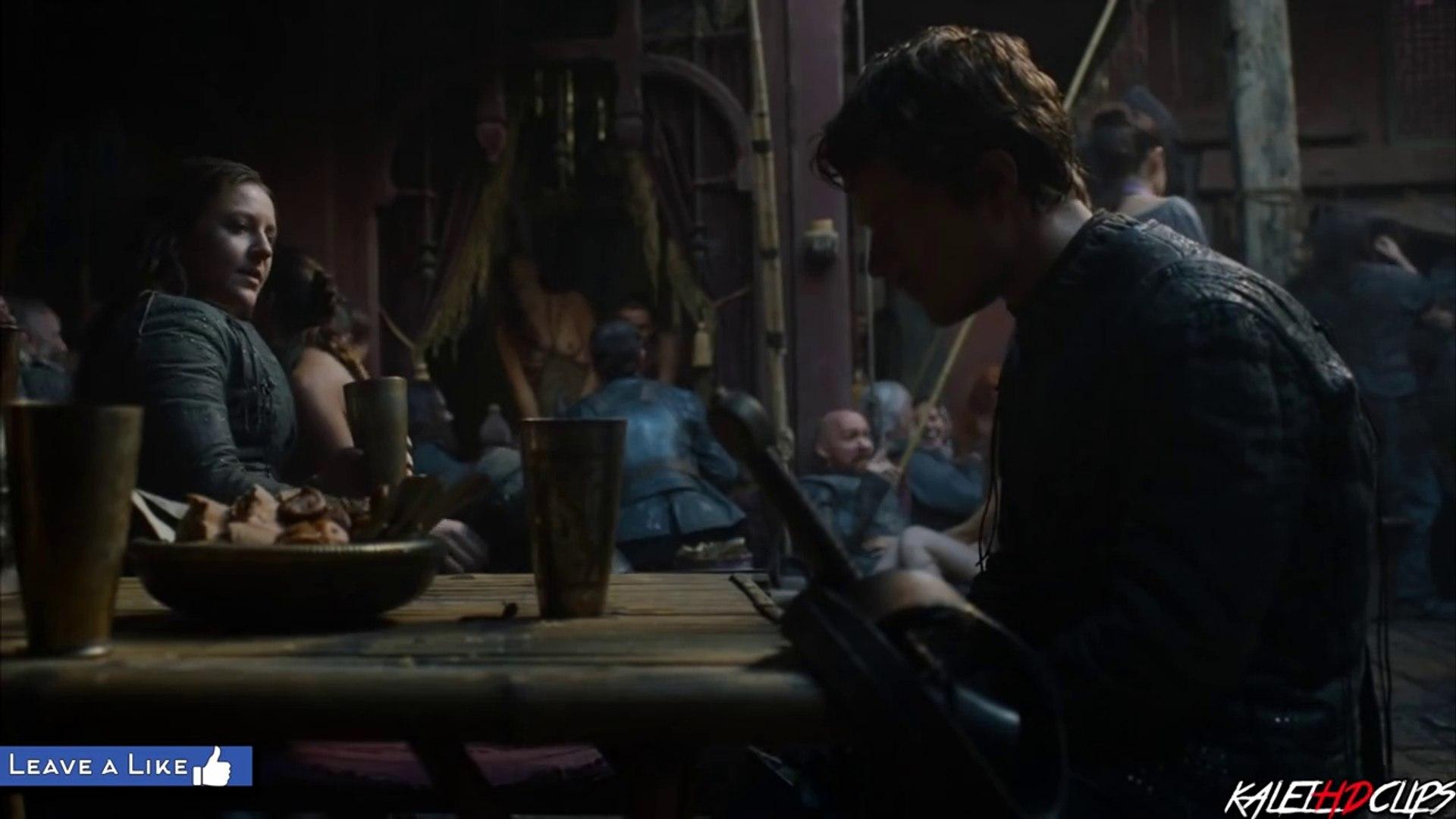 Game Of Thrones Season 6 Yara Greyjoy Likes Women Scene Video