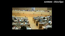 AP 23 juin 2016 ● Présentation par le V.-P. Étienne BLANC du rapport d'observations définitives de la Chambre Régionale des Comptes sur ERAI, sur la gestion de la Région Rhône-Alpes 2010-2014 et sur la construction du nouvel hôtel de Région