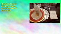 Lenox 834286 Minstrel Gold Dw Can Saucer Pack