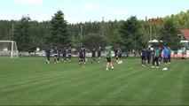 Osmanlıspor Teknik Direktörü Akçay UEFA'da Gruplara Kalmak İstiyoruz