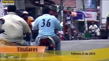 Titulares de Teleantioquia Noticias AM - Martes 25 de febrero de 2014