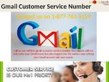 Dial 1-877-761-5159 for Gmail customer service number