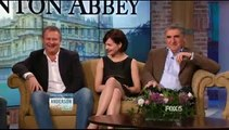 Downton Abbey Season 01 Extra - Anderson Live The Cast of Downton Abbey (Part 1)