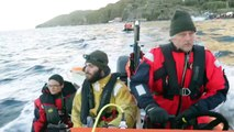 Dramatic Rescue of Newborn Captured as Boat Capsizes