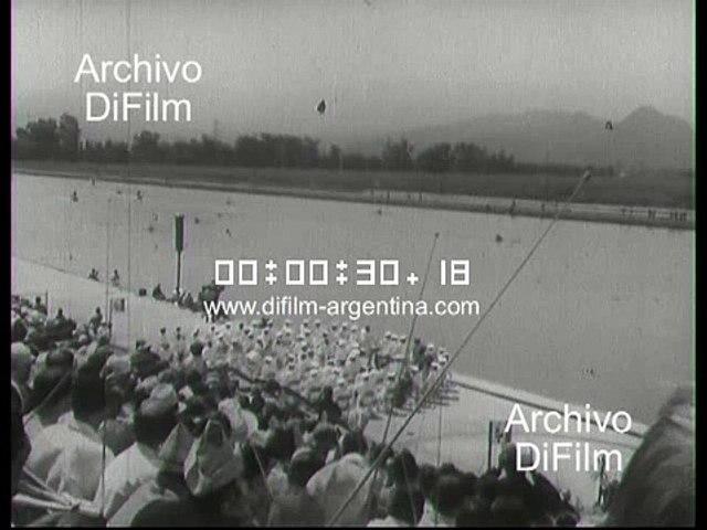 DiFilm - # 2 Alberto Demiddi Juegos Olimpicos de Mexico (1968)