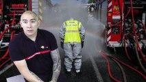 Reportage vidéo Sapeurs-Pompiers : Les pompiers oubliés du pacte de sécurité