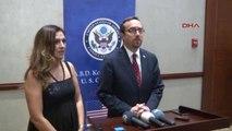 Adana Büyükelçi Bass Abd, Pyd'yi Terör Örgütü Olarak Kabul Etmiyor