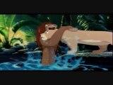 Timon, Pumba, Simba et Nala (le Roi Lion)
