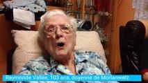 Morlanwelz : je vis avec ma belle-mère de 103 ans