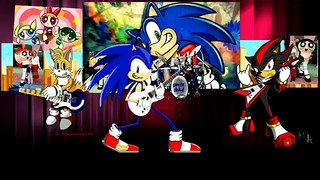 Sonic And The Rock Band - Escape From The City (Sonic Adventure 2)