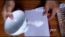 how to make bubbles and bubbles solution - homemade bubbles