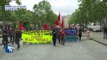 Manifestation anti-loi Travail: nombreuses dégradations à Rennes