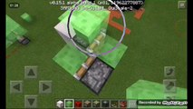 minecraft pe 0.15.1 -- construções de redstone  -- avião