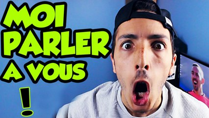 MOI PARLER A VOUS ! - TOONY