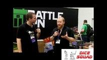 Origins Game Fair 2016 Battle Bin Interview