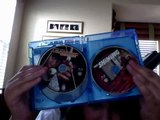 2001 A Space Odyssey/A Clockwork Orange/ The Shining Blu-ray Triple Feature unboxing