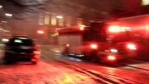 Breaking News: Major Fire in Old Montreal/ Incendie dans le Vieux-Montréal