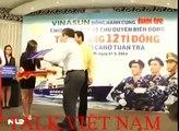 Bien Dong 19 5 2014+ Vinasun ung ho 7 ti dong dong ca no cao toc cho Canh Sat Bien tren bien dong