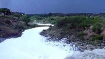 27 junio 11 VIDEO DE LA CASCADA  # 1.espuma en el salto de juanacatlan jal,mexico
