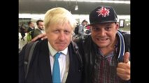 DJ TALENT - 10 Downing Street, London England UK(Prime Minister Anthem)