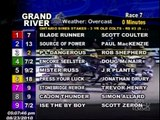 August 23, 2010, Race 07, OSS Grassroots, 3CP, Grand River Raceway