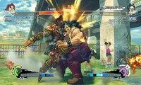 Ultra Street Fighter IV battle: T. Hawk vs Hugo