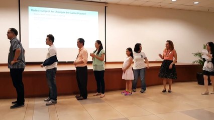 Copy of Toastmasters Term-end's Celebration - Game Team 2