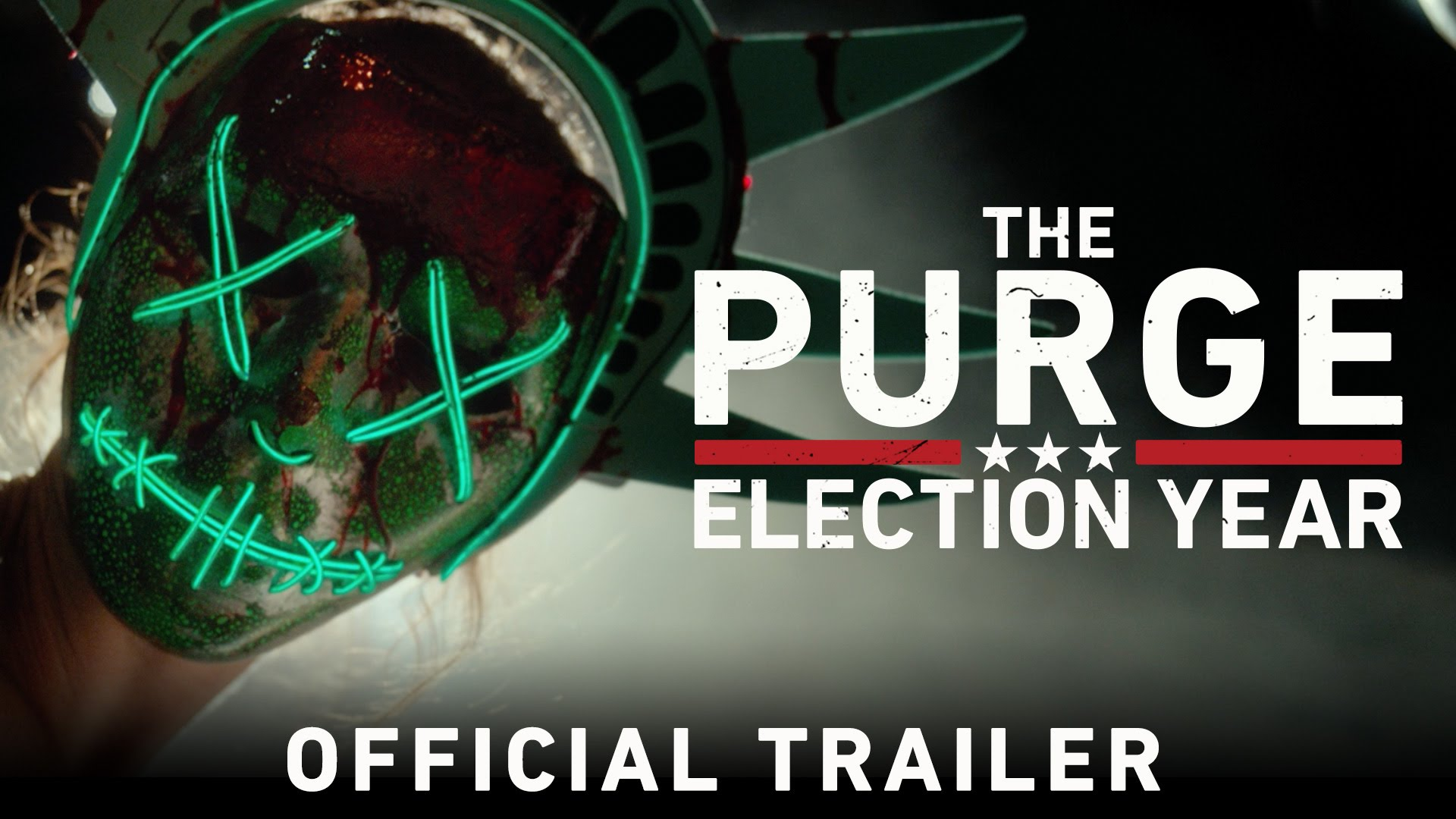 The Purge Election Year – Official Trailer (2016) |  Movie Trailers | The Annual Purge | Movie Trailers in HD