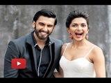 Ranveer Singh Feels BLESSED To Have Deepika Padukone In His Life