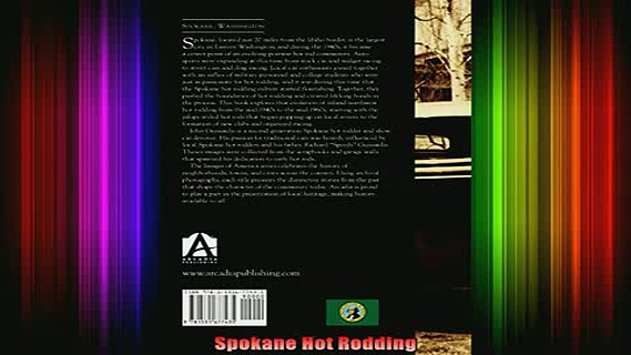 READ book  Spokane Hot Rodding Full EBook