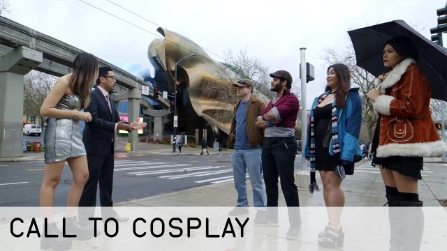 CALL TO COSPLAY - Rocking Out the Apocalypse