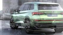 Skoda Vision S Concept REVIEW new Skoda Kodiaq SUV on Tiguan platform - Autogefühl