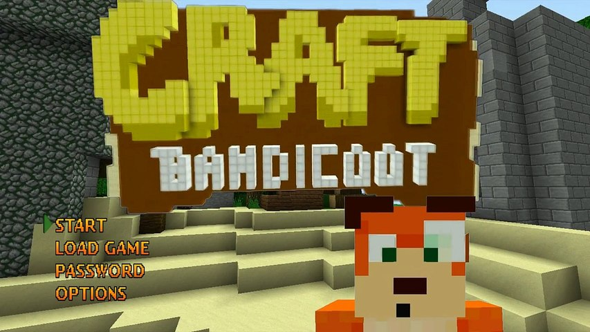 Craft Bandicoot - Level 25 - The Great Hall