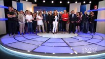 """Regardez les émouvants adieux de Guilaine Chenu et Françoise Joly hier soir a """"Envoyé Spéciale"""" sur France 2"""