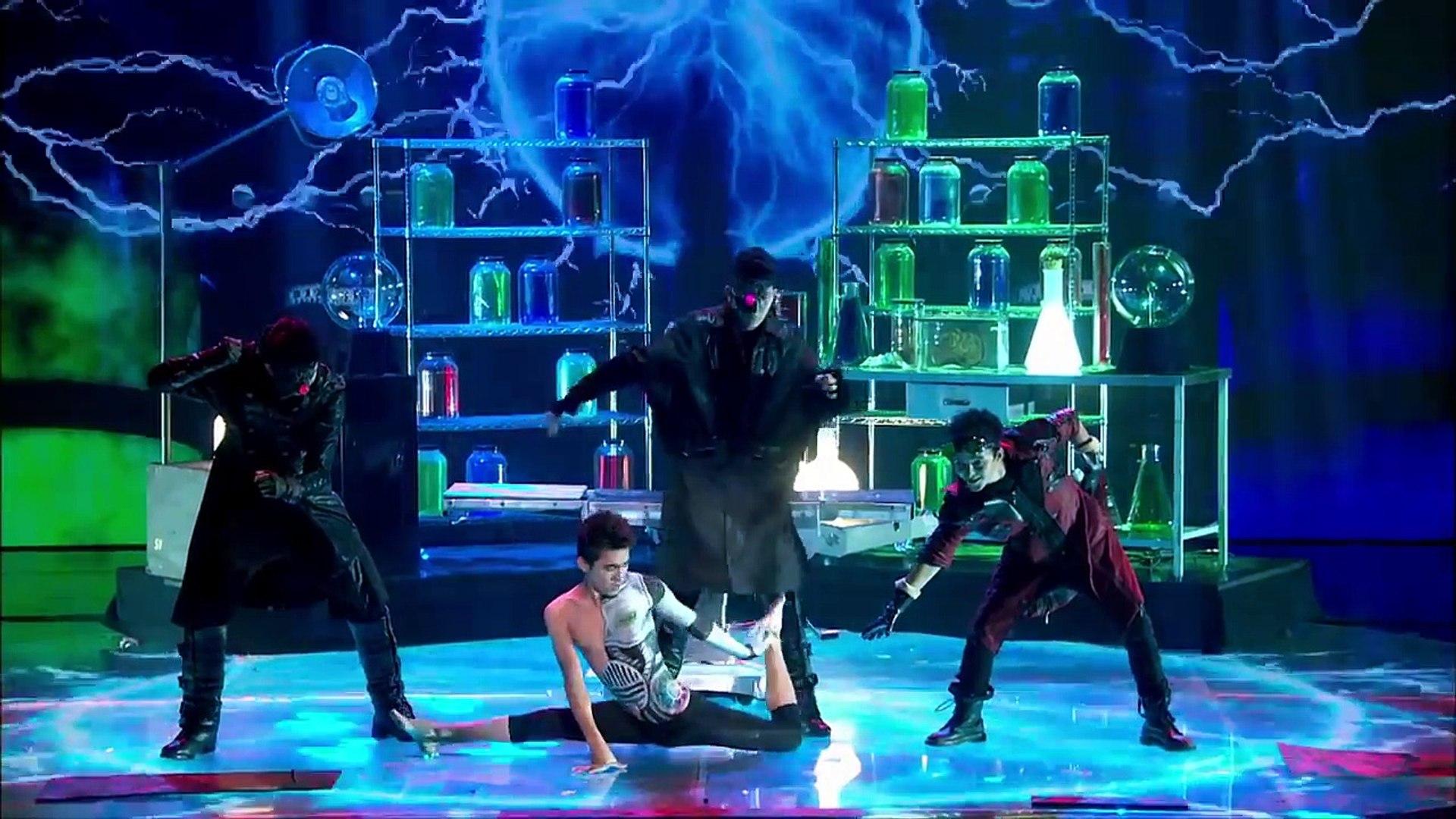 Атай Омурзаков и группы Тумар КР в полуфинале шоу BRITAIN'S GOT TALENT я был в шоке от их танца