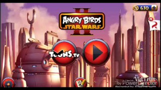 Angry Birds Star Wars 2:Die Dunkle Seite #Finale