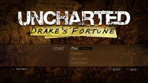 UNCHARTED NATHAN DRAKE COLLECTION - PART 5 - DRAKES FORTUNE - LIVE - Hell_HoundX_666