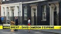 """David Cameron: """"Je ne pense que je devrais continuer à être le capitaine de ce navire pour notre prochaine destination"""""""