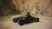 The Mill développe sa structure de voiture qui va ravir l'industrie de la publicité