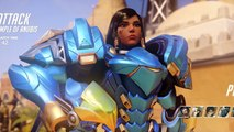 OVERWATCHING  ► PHARAH - OVERWATCH FR