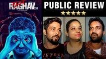 Raman Raghav 2.0 Public Review | Nawazuddin Siddiqui , Anurag Kashyap Movie