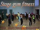 Stage gym fitness 2009-01-10 à st martin avec karine labussiere (karine fitness passion)