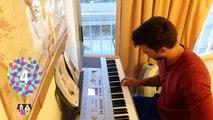 """Apprendre à jouer le générique de """"Là haut"""" au piano en 300 jours !"""